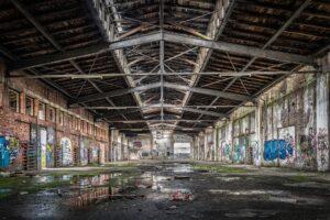Industry godown